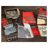 Bluepoint screw extractor set snap on easy out