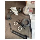 MSD Crank shaft of installation and removal tool
