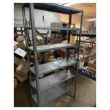 "Metal rack 36w 72t 12""d"
