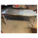 Stainless table 5