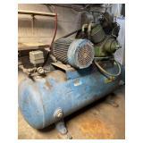 Emglo air compressor 230/460 volt running  must