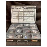 Winter seals and organizer box