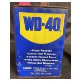 3/4 gallon wd 40