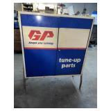 Parts cabinet 32w41.25t13d