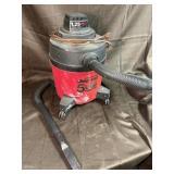 5 gallon wet dry vac shop vac 1.25 peak hp