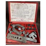 Snap on TFM-5 metric double flaring tool kit