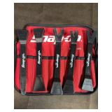 Snap on trim removal set