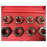 Snap home rethreading set our D8 made in USA