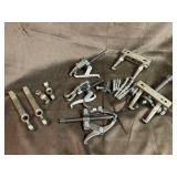 Snap on and others Pullers lot