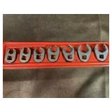 """SNAP-ON CROWFOOT WRENCH 3/8"""" DRIVE standard"""