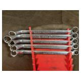 Snap on boxed in Wrenches 10-19 metric