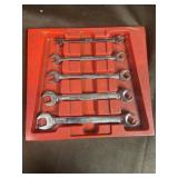 Snap on line wrenches sae