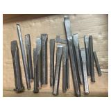 Mac snap on Mueller alloy and others chisel set