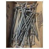 Large lot T handle hex tools