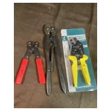 3 pc crimping tools