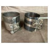 Piston Ring Compressor - 2-1/8 to 5In - Heavy