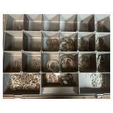 Storage kit with key ways