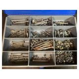Winzer box and assorted bolts