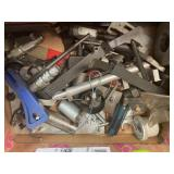 Assorted tools and accessories lot