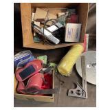 Miscellaneous tools lot