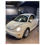 2005 VW convertible 6speed miles 96986+/- all
