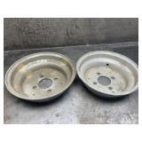 2 pc wheel