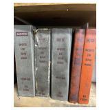Motor imports books