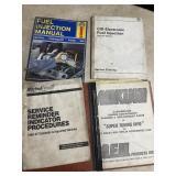 Filipe injection and carburetor books