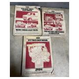 1979 ford light duty manuals