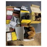Mass air flow sensors and other assorted parts