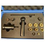 Injector chamber tool set for VW and Audi used to