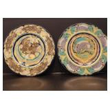 Year of the Dog and Boar Plates