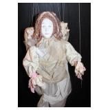 Vintage Marinette Doll