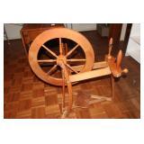 Vintage Spinning Loom