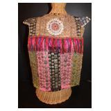 Vintage Hand Make Vest