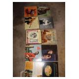 lot of 10 albums