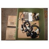 HeadPhone and Cassett Player