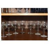 glass drinkware