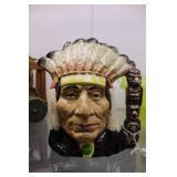 Royal Doulton North American Indian