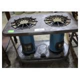 New Perfection  No. 62 Kerosene Stove Two Burner 1
