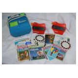 2x View Masters, assorted picture stories & View