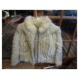 Saga Fox short jacket w full collar size med