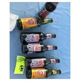 NASCAR Collectible Soda Bottles