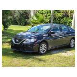 2019 Nissan Sentra 59,133 Miles