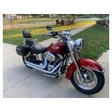2008 Harley Davidson Heritage 26,343 Miles