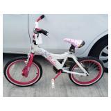 """Barbie Bike 18"""" Wheels"""