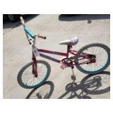 """Pink Bike Huffy 20"""""""