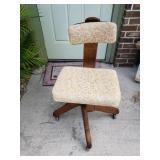 Vintage Artility Posture Chair