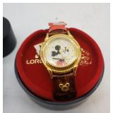 Lorus Disney Mickey Mouse Talking Watch