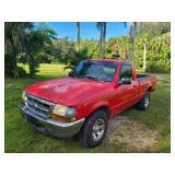 2000 Ford Ranger XLT Pick Up 172,096 Miles